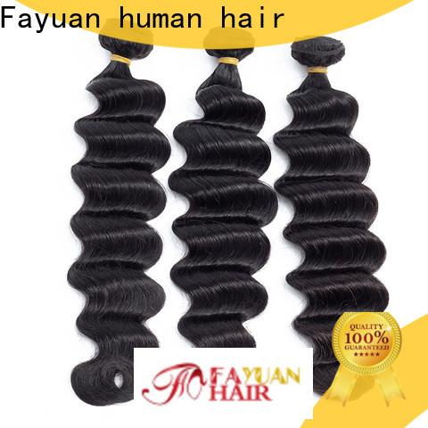 Fayuan Hair deep hair manufacturers in india factory for men