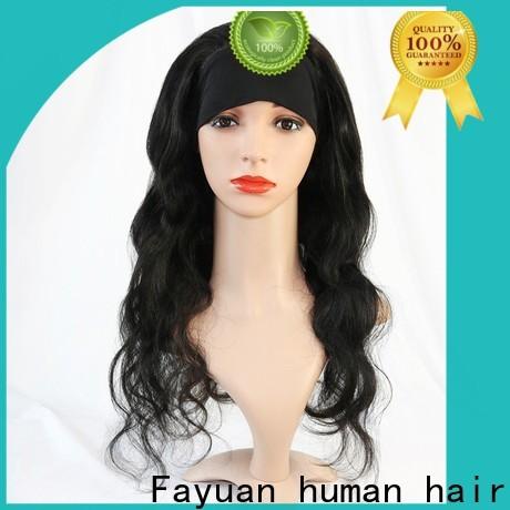 Fayuan Hair online wigs online manufacturers for men