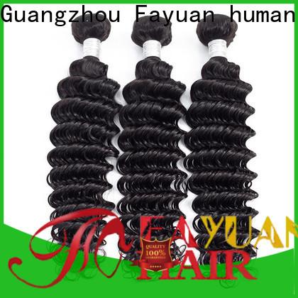 Fayuan Hair body hair bundles Supply for women