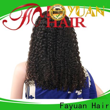 Best swiss lace front wigs grade company for black women