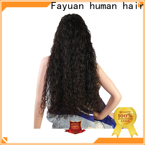 Best custom made full lace wigs frontal for business for street
