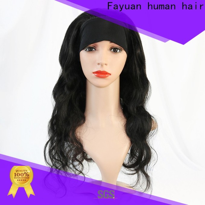Fayuan Hair Custom womens hair wigs Suppliers for barbershop