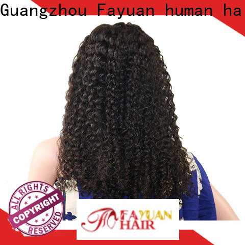 Fayuan Hair sales affordable full lace front wigs Suppliers for selling