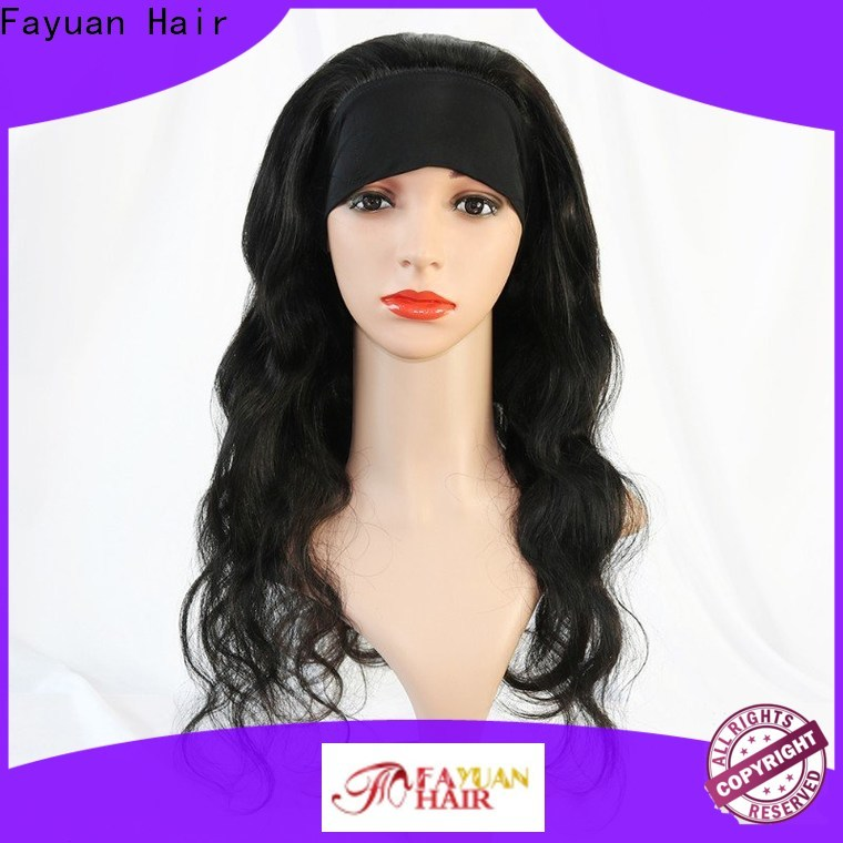 Fayuan Hair professional styles of wigs for business for selling