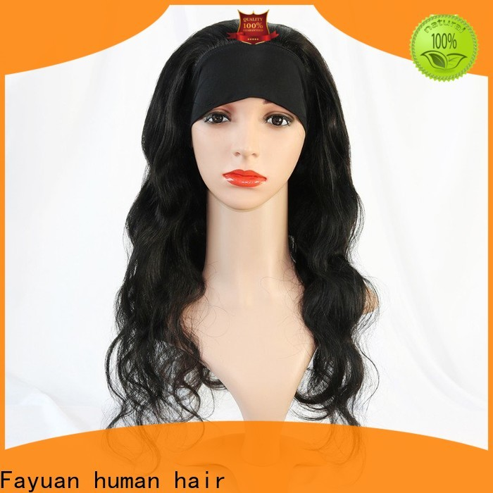 Fayuan Hair High-quality lace wigs for sale manufacturers for men