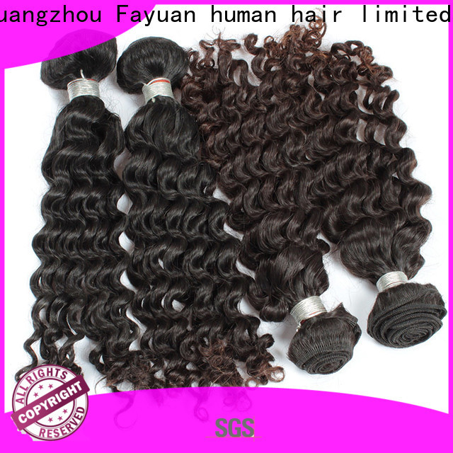 Fayuan Hair Best malaysian hair extensions for business for barbershopp