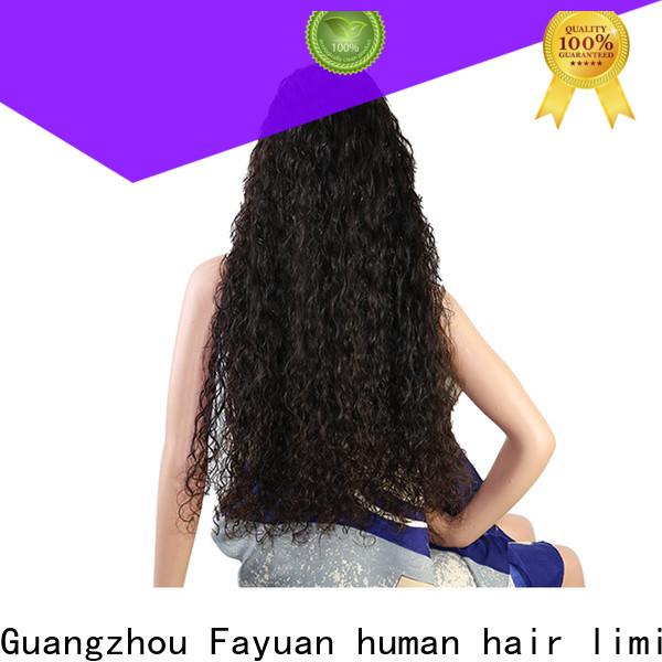 Fayuan Hair Top custom made toupee company for barbershop