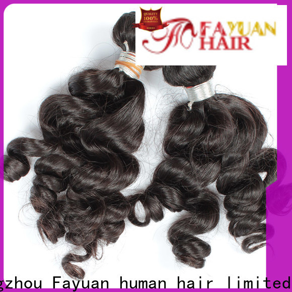 Fayuan Hair Wholesale indian curly hair Suppliers for women