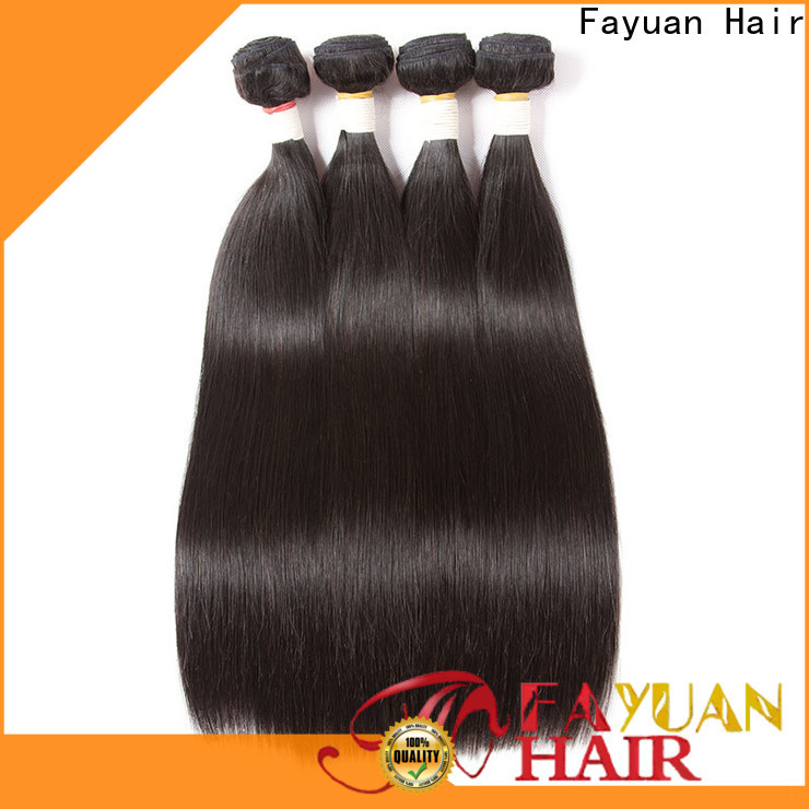 Fayuan Hair Wholesale best human hair weave for business for selling