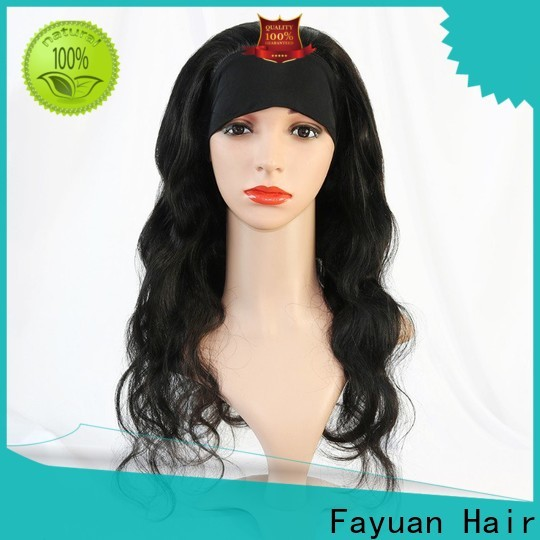 Fayuan Hair professional authentic wigs Suppliers for barbershop