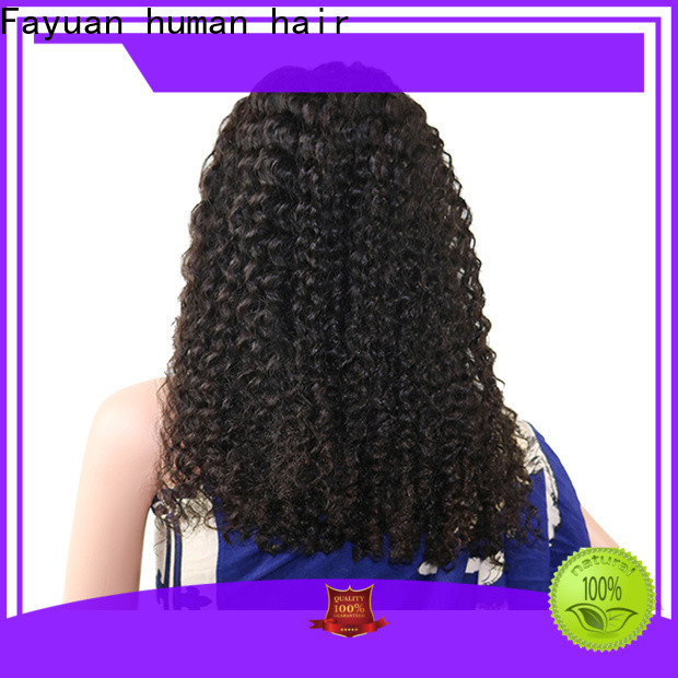 Fayuan Hair wig full lace wigs for business for street