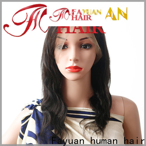 Fayuan Hair Latest whole lace wig Supply for selling