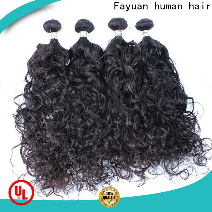 Fayuan Hair grade best malaysian curly hair Suppliers for men