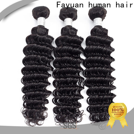Fayuan Hair New peruvian wave hair for business for street