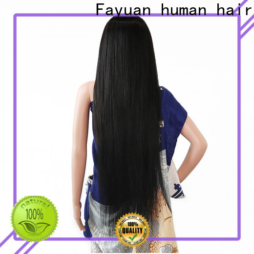 Fayuan Hair Custom custom order lace wigs factory for barbershop