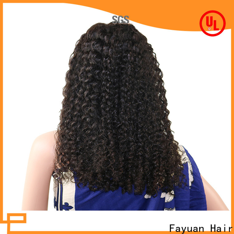 Top good lace front wigs lace manufacturers for street