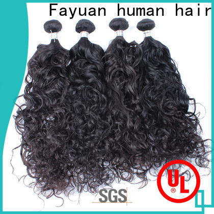 Fayuan Hair High-quality malaysian hair extensions factory for men