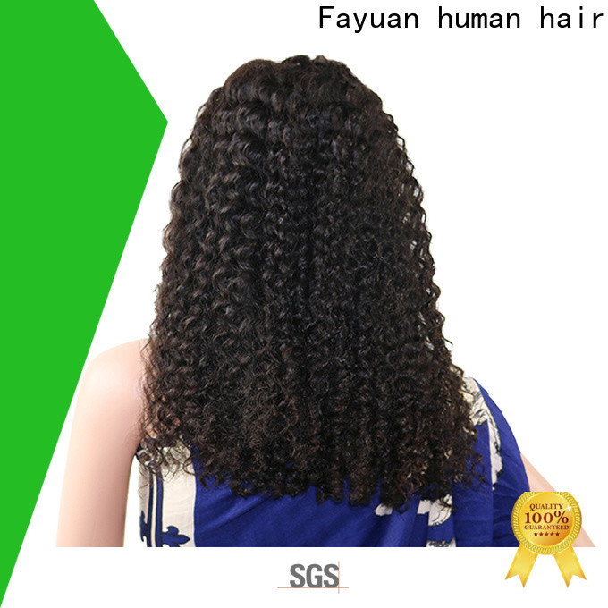 Latest affordable full lace front wigs frontal for business for women