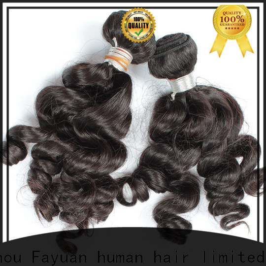 High-quality hair extensions suppliers loose factory for barbershop