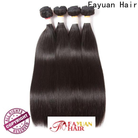 Fayuan Hair human human hair weave bundles company for selling