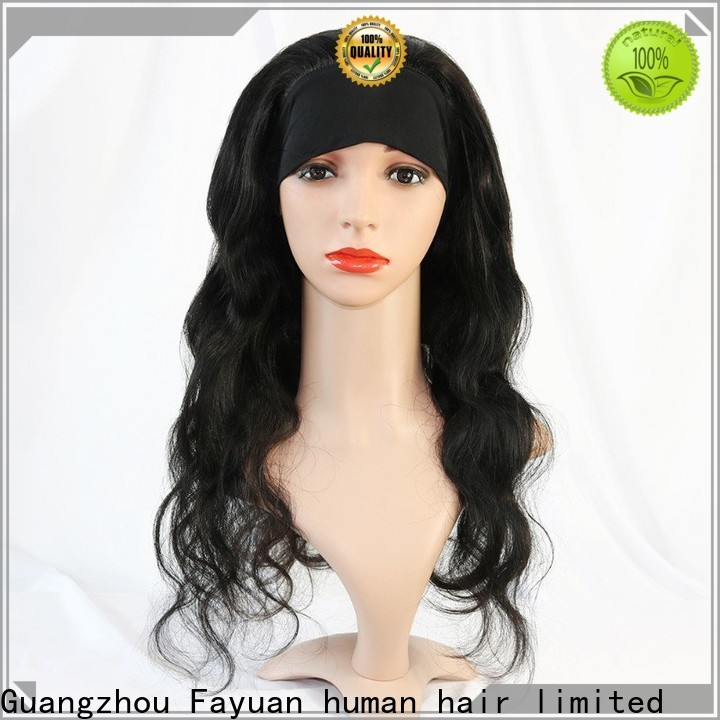 Fayuan Hair New best lace wigs factory for barbershop