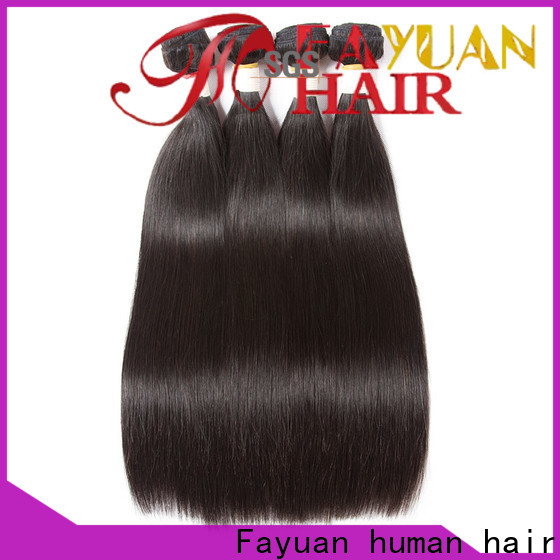 Fayuan Hair Best brazilian hair bundles deals manufacturers