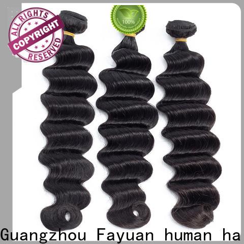 Fayuan Hair High-quality indian wavy hair manufacturers