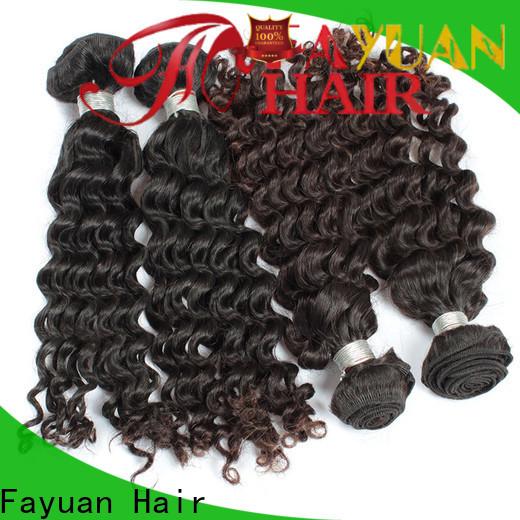 Fayuan Hair Best best malaysian curly hair Suppliers