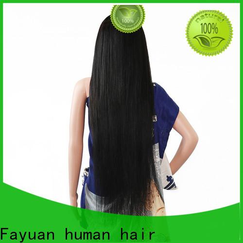 High-quality custom made wigs near me company