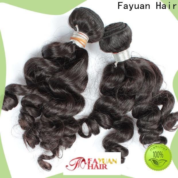 Fayuan Hair indi remi hair Supply