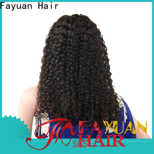 High-quality frontal wigs for sale company