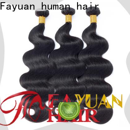 Fayuan Hair the best peruvian hair for business