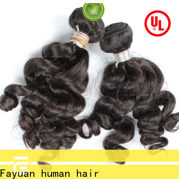 Top black hair extensions factory