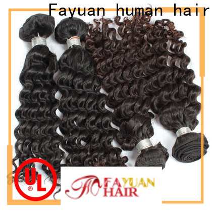 Fayuan Hair malaysian human hair weave manufacturers