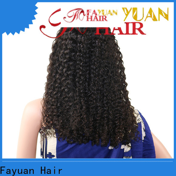 Fayuan Hair best cheap lace front wigs for business