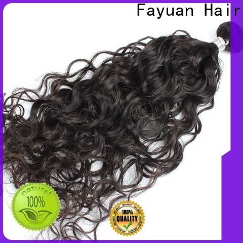 New curly human hair manufacturers