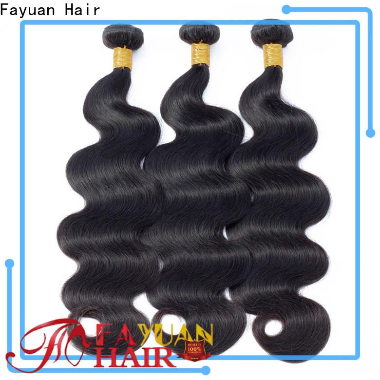 Fayuan Hair Top peruvian natural curly hair for business