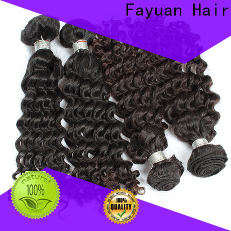 Custom malaysian human hair manufacturers