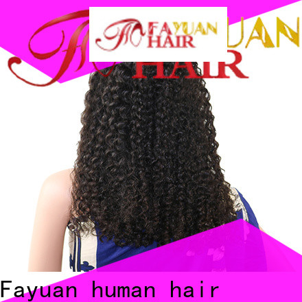 Fayuan Hair New quality lace front wigs Suppliers