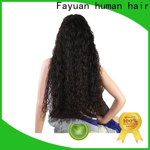 Custom custom full lace wigs Supply