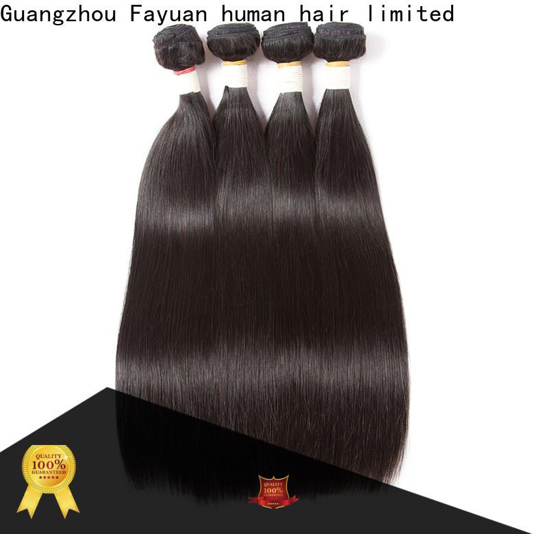 High-quality brazilian body wave hair factory