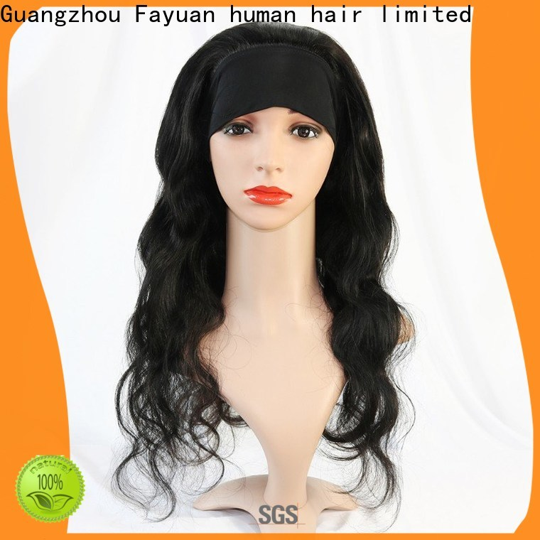 Fayuan Hair Best best place to buy real hair wigs for business