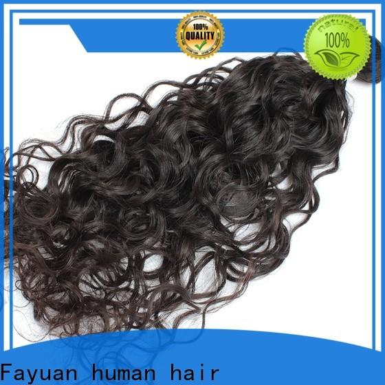 Fayuan Hair indian human hair price Supply