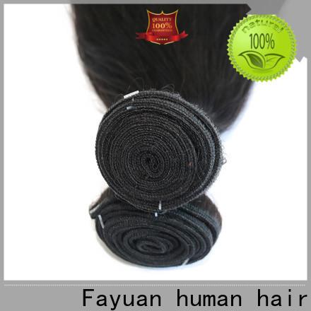 Fayuan Hair straight virgin hair Supply