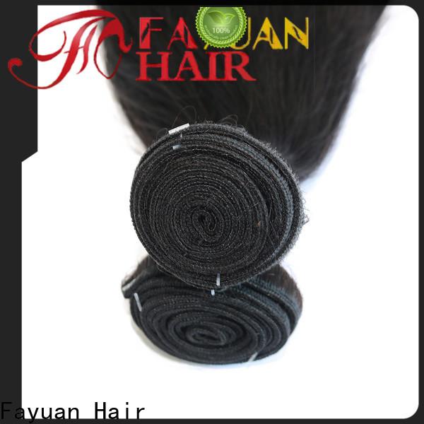 Fayuan Hair malaysian hair bundles for sale Supply