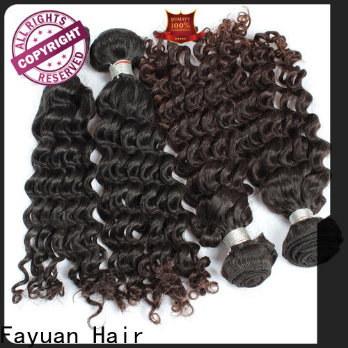 Fayuan Hair Best cheap brazilian hair Suppliers