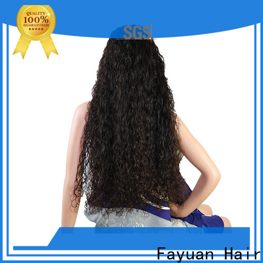 Latest custom full lace human hair wigs manufacturers