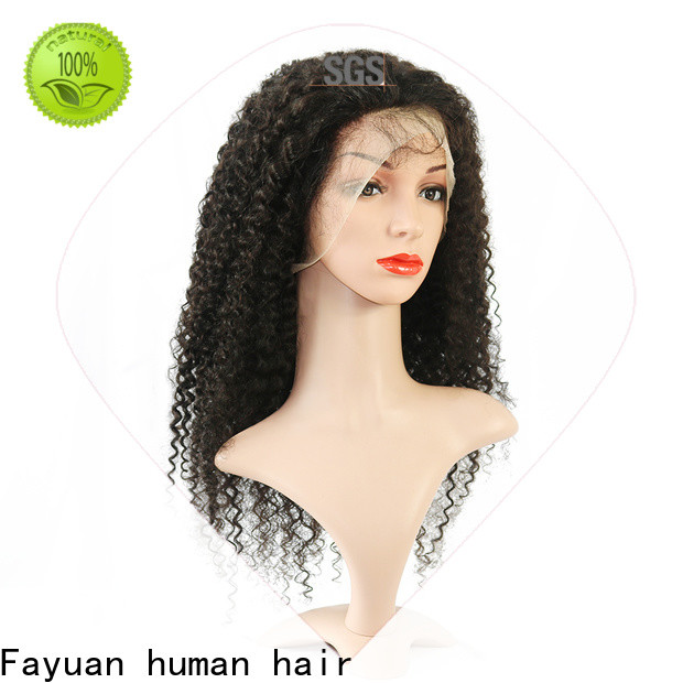 Fayuan Hair High-quality inexpensive wigs that look real Suppliers