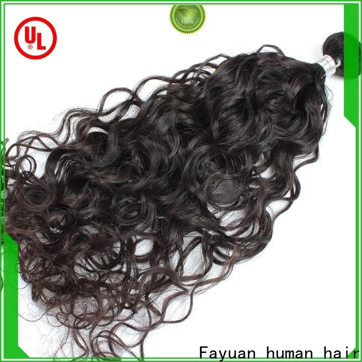Fayuan Hair brazilian virgin remy hair Suppliers