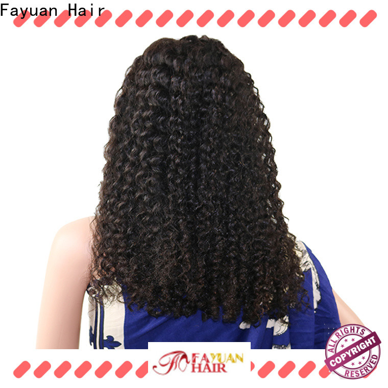 Custom affordable lace front wigs Suppliers